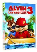 Comprar ALVIN Y LAS ARDILLAS 3 (DVD)