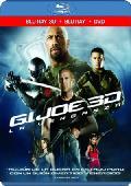 Comprar GI JOE: LA VENGANZA (BLU-RAY 3D+2D + DVD)+COPIA DIGITAL