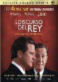 Comprar EL DISCURSO DEL REY: ED. COLECCIONISTA (BLU-RAY)