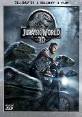 Comprar JURASSIC WORLD (BLU-RAY 3D+2D+DVD)