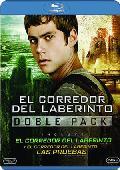 Comprar PACK EL CORREDOR DEL LABERINTO 1+2 (BLU-RAY)
