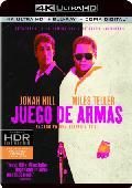 Comprar JUEGO DE ARMAS (4K UHD+BLU-RAY)