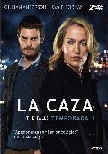 Comprar LA CAZA (THE FALL) - DVD - TEMPORADA 1