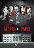 Comprar LA CASA DE PAPEL - DVD - SERIE COMPLETA