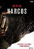 Comprar NARCOS - DVD - TEMPORADAS 1+2