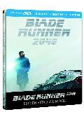 Comprar BLADE RUNNER 2049 - BLU RAY 3D+2D - ED.METALICA + BONUS