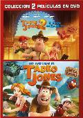 Comprar PACK TADEO JONES 1 + 2 - DVD -