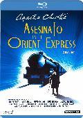 Comprar ASESINATO EN EL ORIENT EXPRESS - BLU RAY -