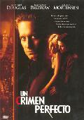 Comprar UN CRIMEN PERFECTO  DVD