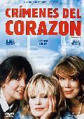 Comprar CRIMENES DEL CORAZON (DVD)