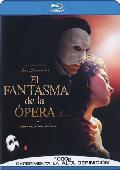 Comprar EL FANTASMA DE LA OPERA (2004) (BLU-RAY)