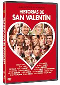 Comprar HISTORIAS DE SAN VALENTIN (DVD)