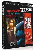 Comprar TRIPLE SESION TERROR 2 (DVD)