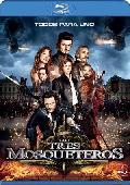 Comprar LOS TRES MOSQUETEROS (2011) (BLU-RAY)