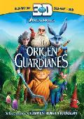 Comprar EL ORIGEN DE LOS GUARDIANES (BLU-RAY 3D+2D+DVD)
