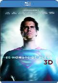 Comprar EL HOMBRE DE ACERO (BLU-RAY 2D+3D)+COPIA DIGITAL