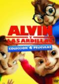 Comprar ALVIN Y LAS ARDILLAS 1-4 (DVD)