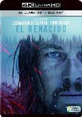 Comprar EL RENACIDO (4K UHD+BLU-RAY)