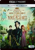 Comprar EL HOGAR DE MISS PEREGRINE PARA NIÑOS PECULIARES (4K UHD+BLU-RAY)