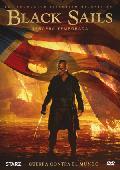 Comprar BLACK SAILS: TEMPORADA 3 (DVD)