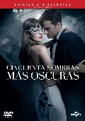 Comprar CINCUENTA SOMBRAS MÁS OSCURAS - DVD -