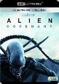 Comprar ALIEN COVENANT - 4K UHD + BLU RAY -