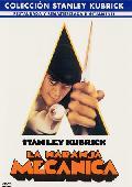 Comprar LA NARANJA MECANICA (DVD)