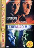 Comprar PACK EXPEDIENTE X: LA PELICULA + ENEMIGO MIO
