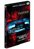 Comprar PACK TRIPLE ACCION: VAMPIROS + CHRISTINE + FANTASMAS DE MARTE
