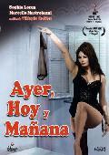 Comprar AYER, HOY Y MAÑANA (DVD)
