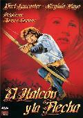 Comprar EL HALCON Y LA FLECHA (DVD)