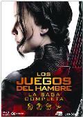 Comprar PACK LOS JUEGOS DEL HAMBRE: SAGA COMPLETA (BLU-RAY)