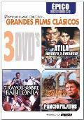 Comprar PACKEPICO Y MITOLOGICO (ATILA + PONCIO + 7 RAYOS) (DVD)