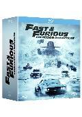 Comprar FAST & FURIOUS (1-8) - BLU RAY -