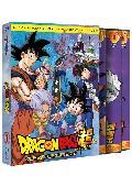 Comprar DRAGON BALL SUPER. BOX 1. LA SAGA DE LA BATALLA DE LOS DIOSES - DVD -