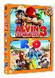 ALVIN 3 + RIO (DVD)