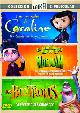 Comprar PACK ESTUDIO LAIKA (CORALINE + PARANORMAN + BOXTROLLS) (DVD)