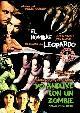 PACK EL HOMBRE LEOPARDO - YO ANDUVE CON UN ZOMBI (DVD)