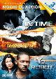 IN TIME + TRANSPORTER + YO, ROBOT (DVD)