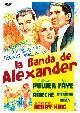 Comprar LA BANDA DE ALEXANDER (DVD)