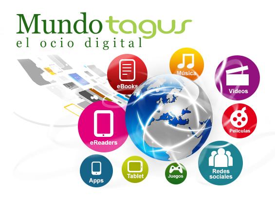 Mundo Tagus, el ocio digital