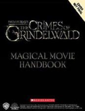 The Crimes of Grindelwald: Magical Movie Handbook