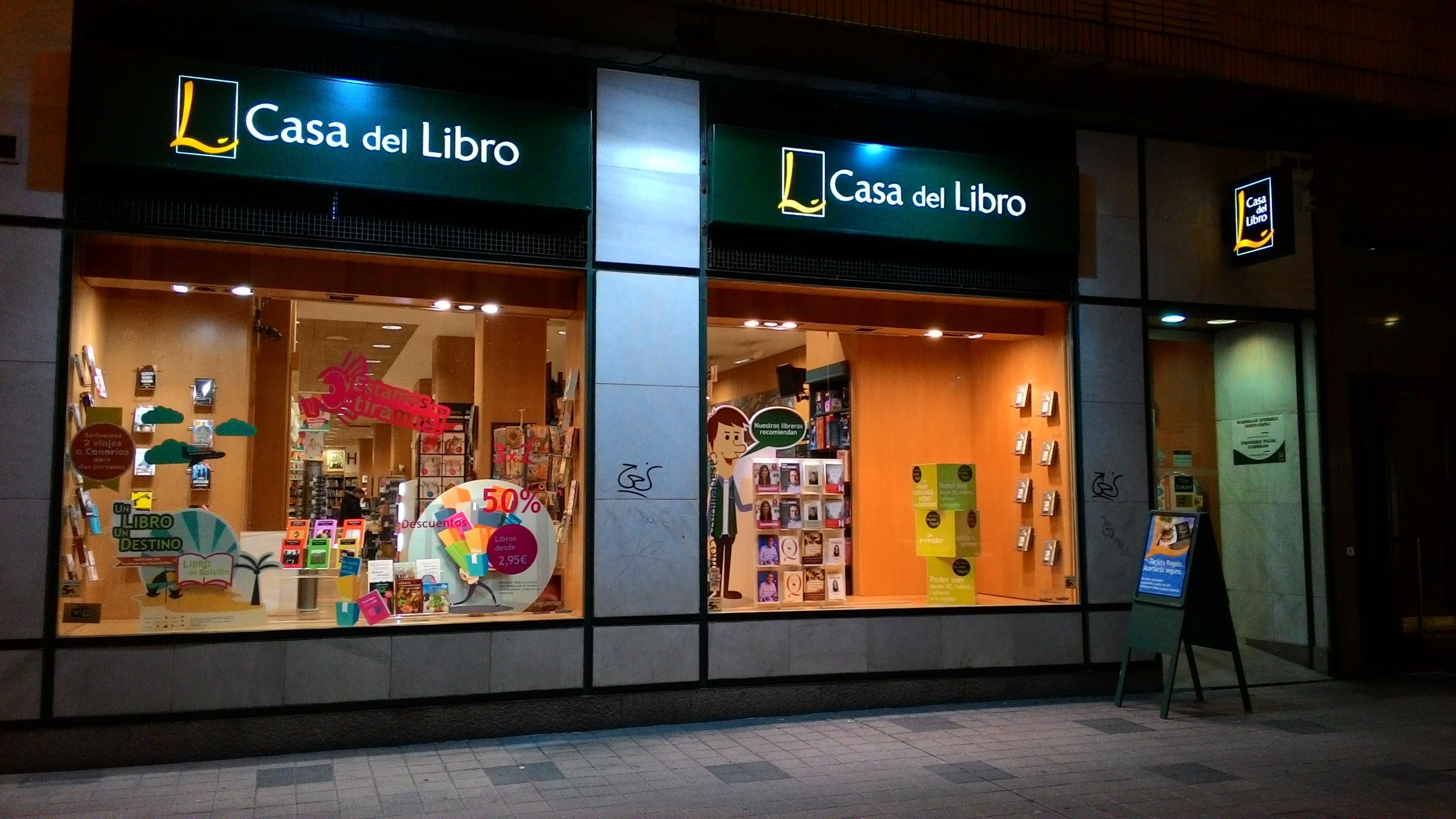 Librería Casa del Libro Arka, 11-Vitoria-Gasteiz