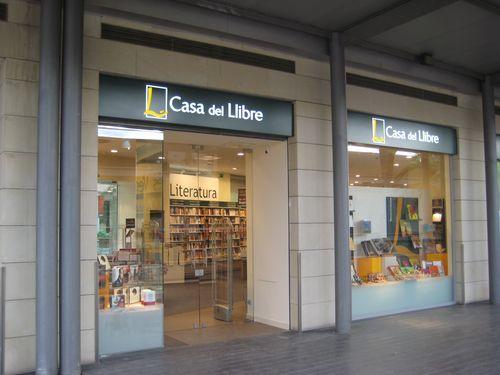 Librer a casa del libro c c la maquinista paseo potos - Centre comercial la maquinista ...