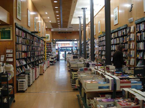 Librer a casa del libro passeig de gr cia 62 barcelona - Casa del libro barcelona passeig de gracia ...