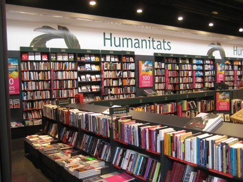 Librer a casa del libro rambla catalunya 37 barcelona - Libreria hispanoamericana barcelona ...