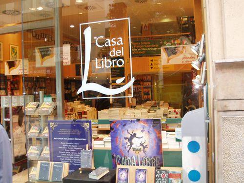 Librer a casa del libro passeig russafa 11 valencia - Casa del libro valencia horario ...