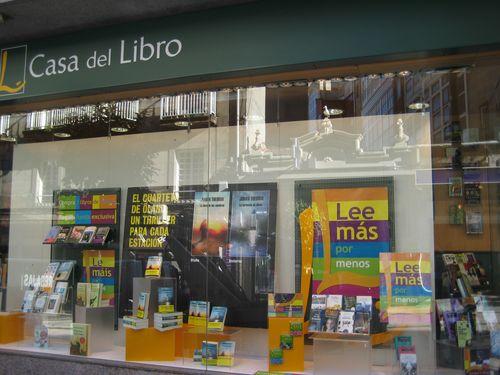 Librería Casa del Libro Velázquez Moreno, 27-Vigo