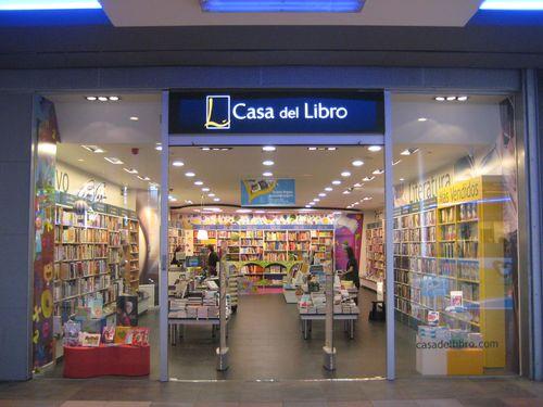 Librer a casa del libro c c la vital avda la vital 10 gand a - Ebook casa del libro ...