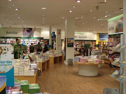 Librer a casa del libro c c madrid xanad puerto de - Casa del libro madrid horario ...